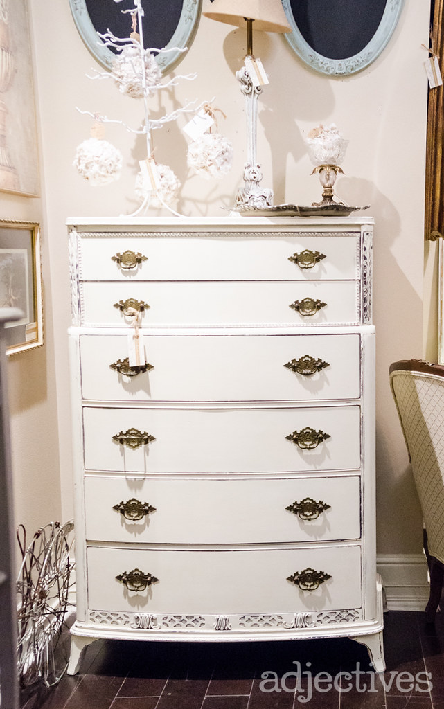 Vintage Chest of Drawers by Vintage Nest in Adjectives Winter Park