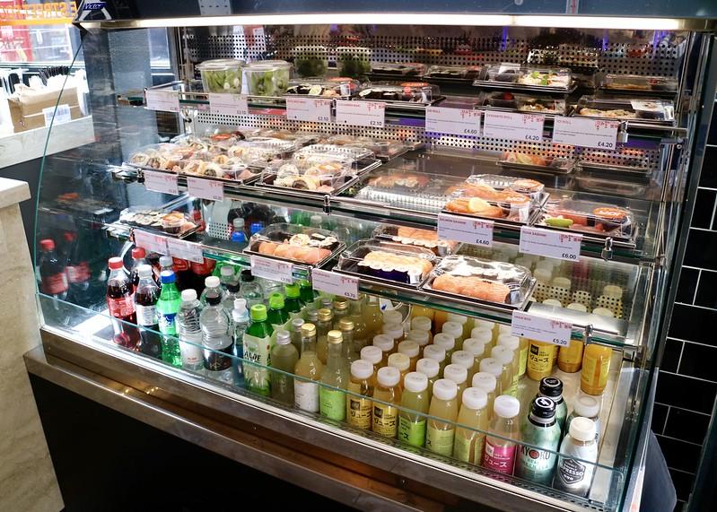 Yo! Sushi takeaway