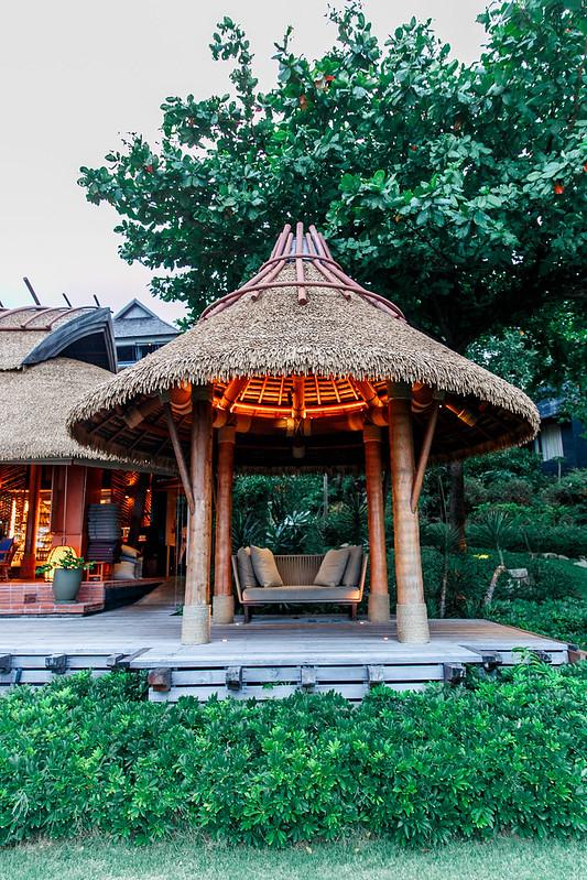 Vana Belle Resort, Panali Restaurant, Ko Samui, SPG, the luxury collection, Starwood