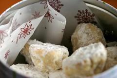 russian cookies