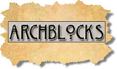 www.ArchBlocks.com Old Logo