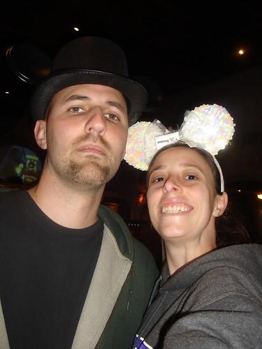 Groom Mickey & Bride Minnie?