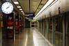 Quiet Bangkok Subway