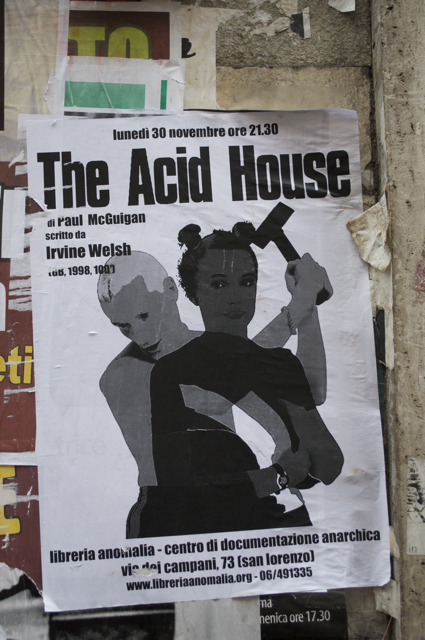 Header of Acid House