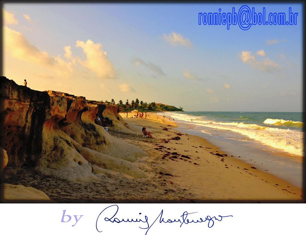 Praia de Tabatinga - Paraíba 04