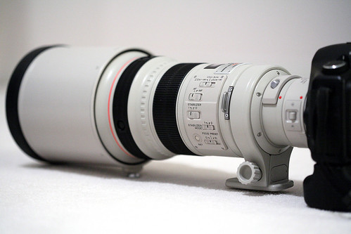 Canon EF 300mm f/2.8L IS USM (Mint -) + Canon Extender EF 1.4x II (Mint)