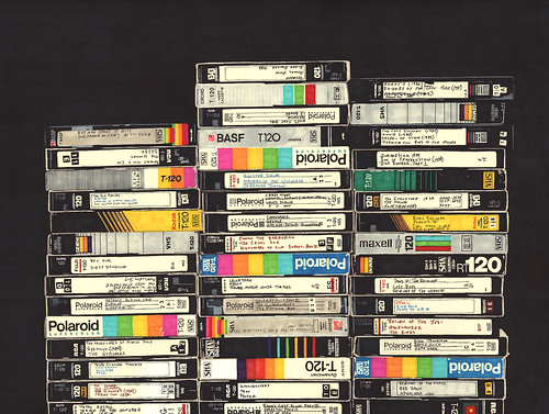From VHS to MP4: A Timeline of Video Formats