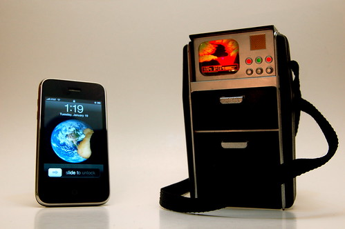 iPhone vs. Tricorder (19/365)