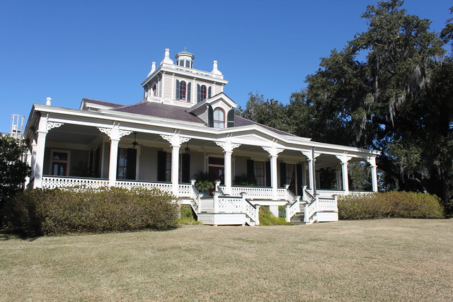 Joseph Jefferson Mansion