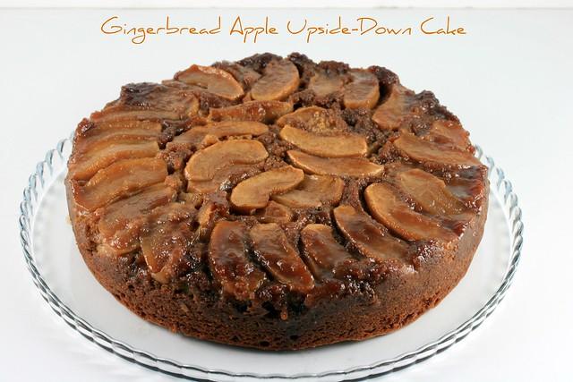 Gingerbread Apple Upside-Down Cake   Flickr - Photo Sharing!