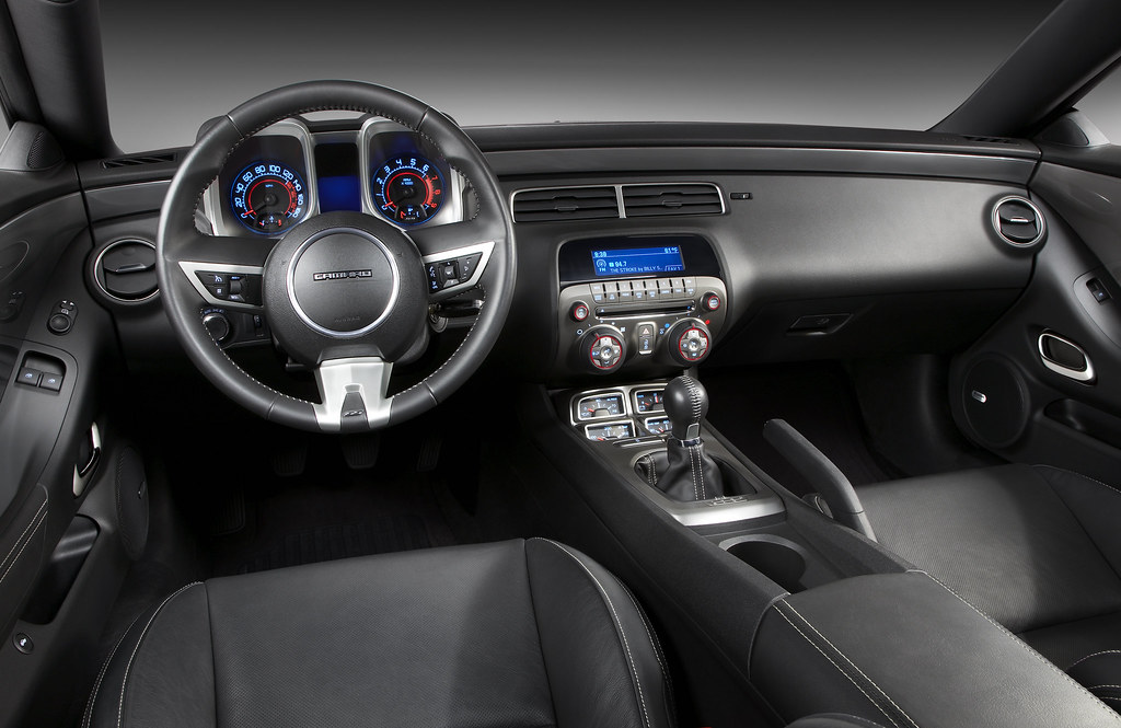 2010 Chevy Camaro Test Drive