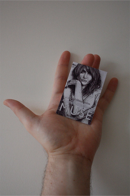 A card in the hand 94