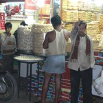 Snacks galore at Chandi Chowk