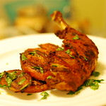 Indian Spiced Chicken with Carrots