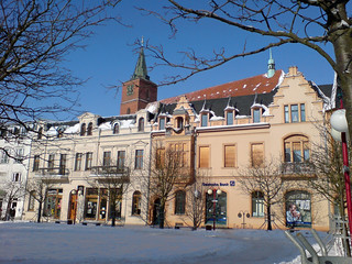 Bernau-bei-Berlin-Markt