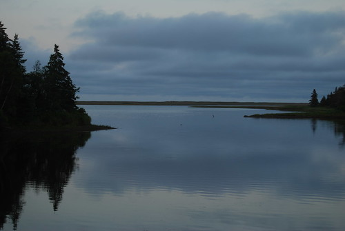 trees canada reflection silhouette clouds nationalpark newbrunswick iamcanadian kouchibougauc