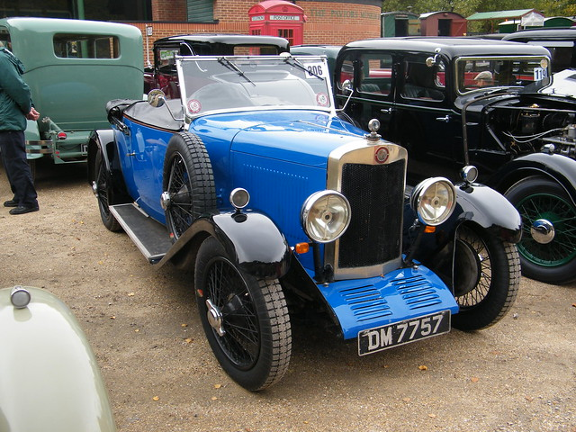 1930 Lea Francis P Type 2 seater Tourer (1)