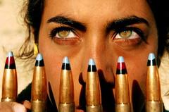 [フリー画像素材] 戦争, 兵士, 女性兵士, イスラエル国防軍 ID:201111230600