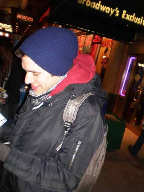 Header of Adam Chanler-Berat