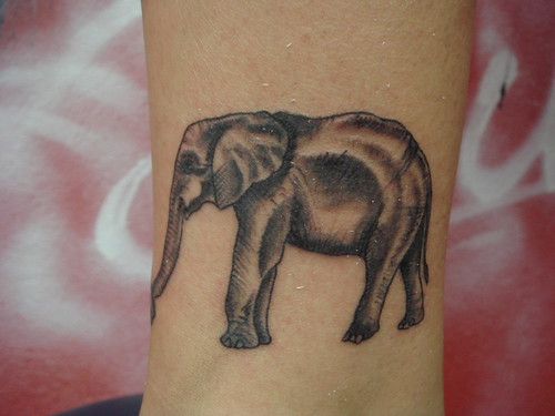 Thai Elephant Tattoos Elephant Dejavu Tattoo Studio
