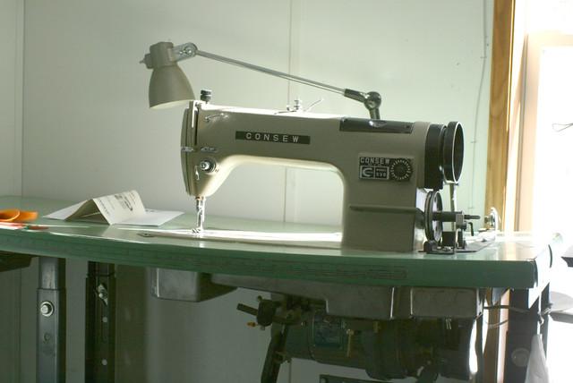 craigslist leather sewing machine