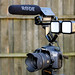 Canon 7D video setup with Rode VideoMic and Sigma 30mm f/1.4 lens by Cameron Moll