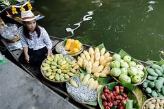Taling Chan Floating Market (talad Nam Peung)