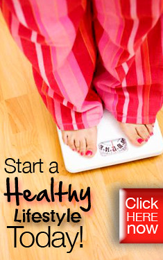 Healthy Lifestyle Banner