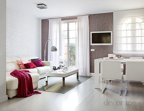 Flickriver photoset 39 una casa decorada en blanco 39 by - Casas decoradas en blanco ...