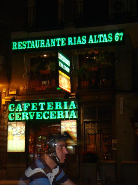 Restaurante Rías Altas 67