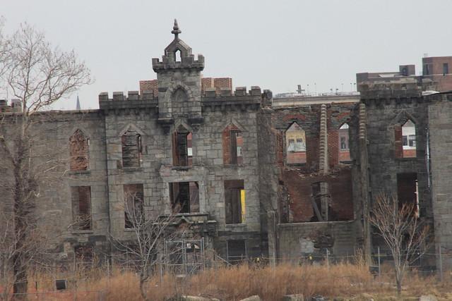 Smallpox Hospital, Roosevelt Island | Flickr - Photo Sharing!