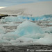 Floating Icebergs in the Fish Islands - Antarctica