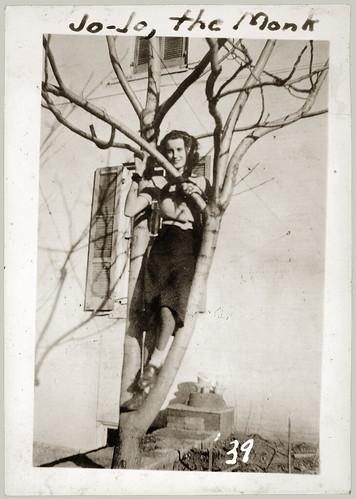 Jo Jo, the monk '39