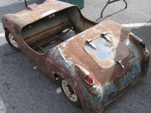 Hershey Park Antique Car Show