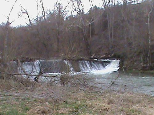 Debusk Mill dam