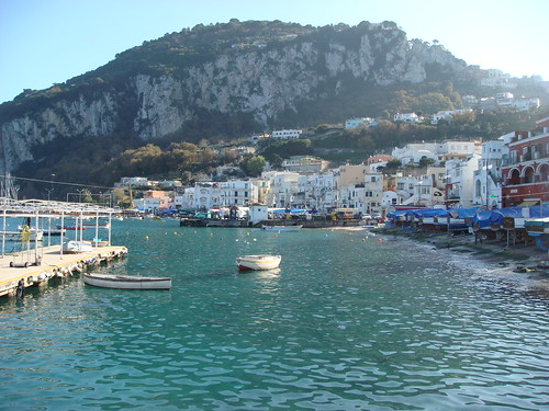 Capri from life of John Steinbeck
