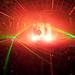 Lasers and Pyro @ BLACK 2010 - Ethias Arena, Hasselt, Belgium by Kevin Verkruijssen