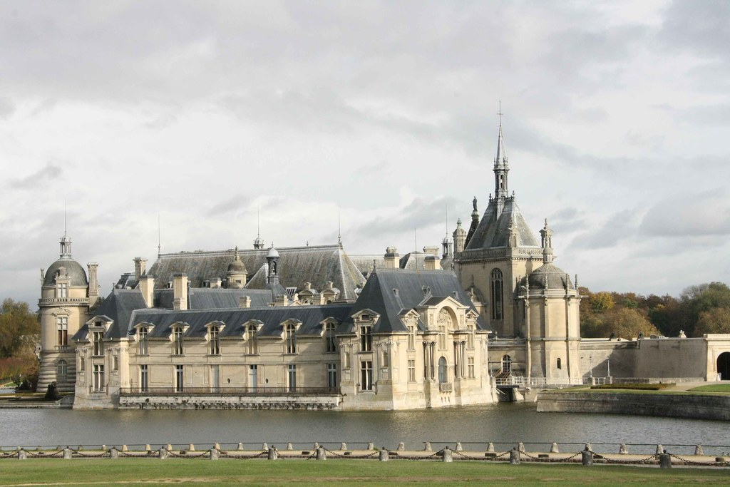 France - Chantilly