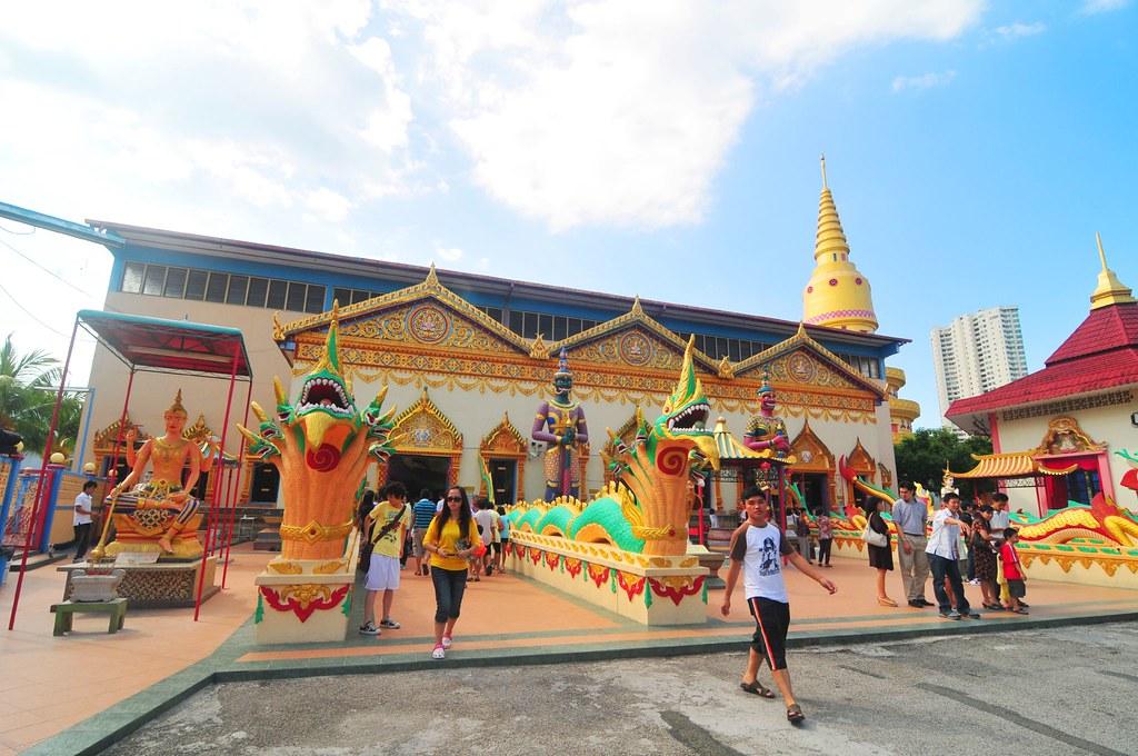 Penang D1 052 - Wat Chaiya Mangkalaram