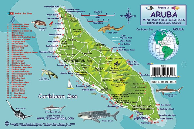 Aruba fish card1 flickr photo sharing Fishing in aruba