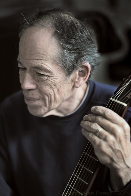 John Perez - guitar maker, artist