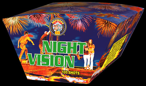 Night Vision by Brothers Pyrotechnics
