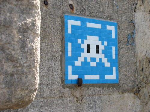 Space Invader PA_829 : Paris 20eme (Deleted)