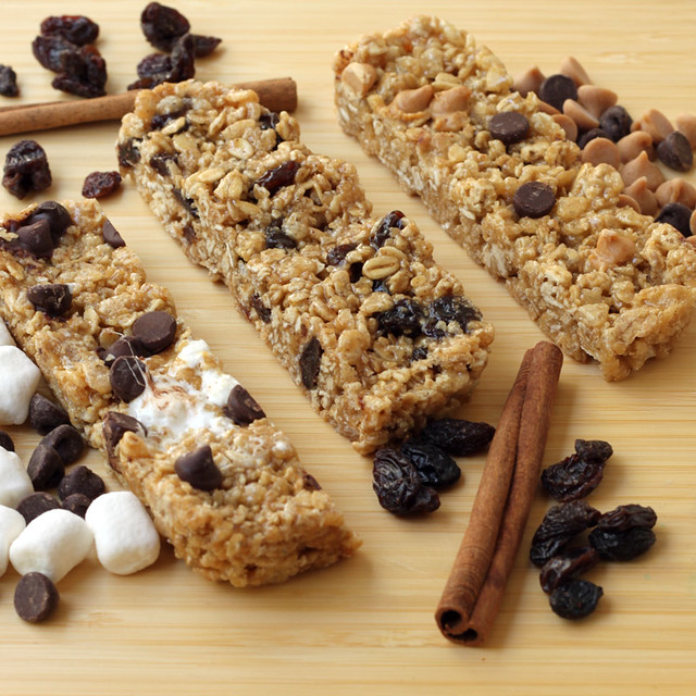 Chewy Granola Bars | Flickr - Photo Sharing!