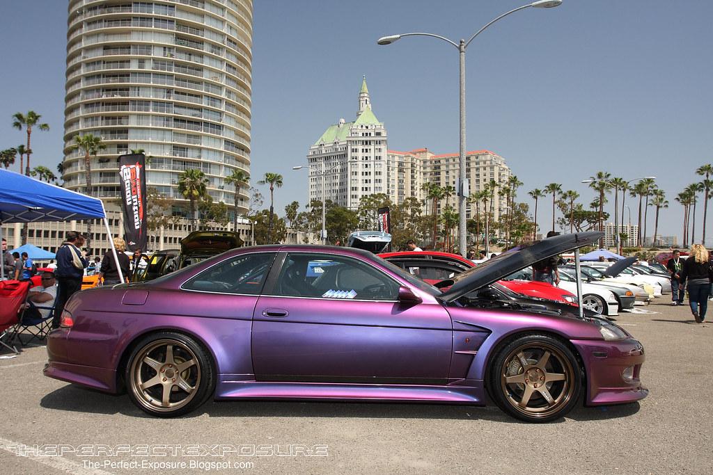 Vertex Ridge Wide Body Lexus SC300 w/ Maziora Paint, 2JZ ...  Vertex Ridge Wi...