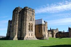 Alnwick Castle - staterooms