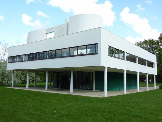 Villa savoye le corbusier 1929 flickr photo sharing - Le corbusier villa savoye ...