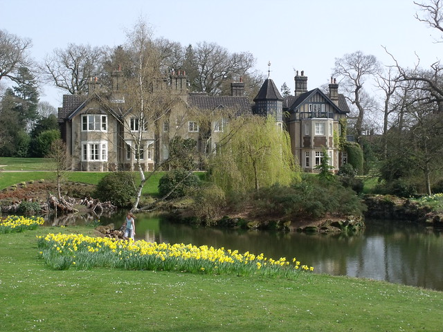 York Cottage And The Lower Lake At Sandringham Flickr