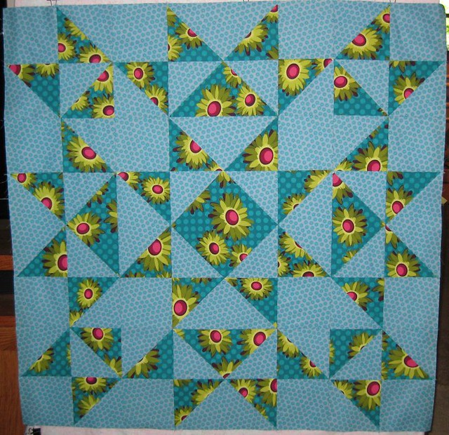 Baby star quilt Flickr - Photo Sharing!
