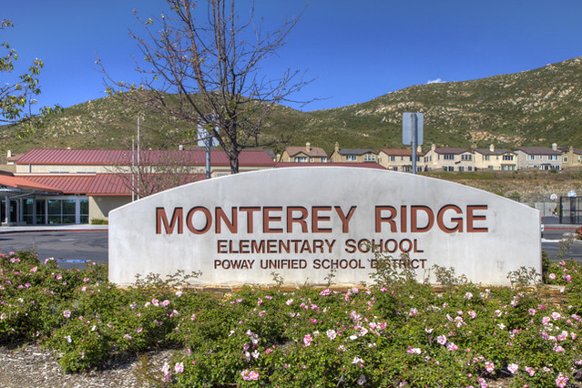 Monterey Ridge Elementary School In 4s Ranch 17117 4s Ranch Pkway San Diego Ca 92127 Flickr